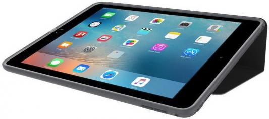 Чехол Incipio Clarion для iPad Pro 9.7. Материал пластик/TPU. Цвет черный.