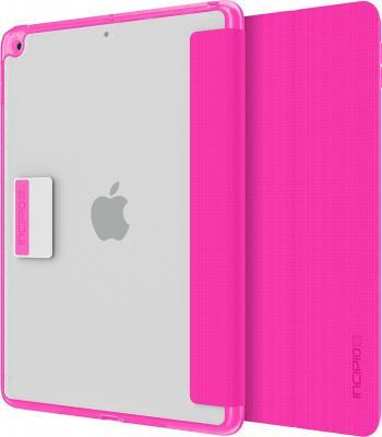 """Чехол-книжка Incipio """"Octane Pure"""" для iPad Pro 9.7 прозрачный розовый IPD-386-PNK"""