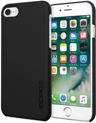 Чехол Incipio Feather для iPhone 7 чёрный IPH-1467-BLK