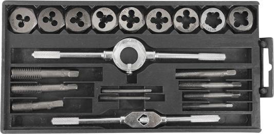 Набор метчиков и плашек ZIPOWER PM 4271 N набор плашек и метчиков зубр мастер 16 шт