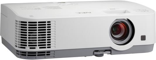 Фото - Проектор NEC ME401X 1024x768 4000 люмен 12000:1 белый проектор