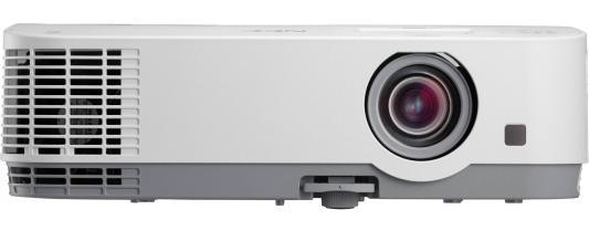 Проектор NEC ME401W 1280x800 4000 люмен 6000:1 серый проектор nec v302w  v302wg  1280x800