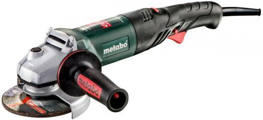 Углошлифовальная машина Metabo WEV 1500-125 Quick RT (601243500) 125 мм 1500 Вт шлифовальная машина metabo wev 10 125 quick 600388000