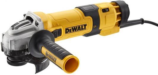 Углошлифовальная машина DeWalt DWE4257 1500 Вт мультитул реноватор dewalt dwe 315 kt