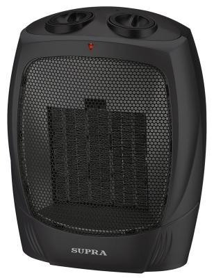 Тепловентилятор Supra TVS-PN15-2 1500 Вт термостат чёрный