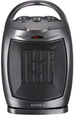 Тепловентилятор Supra TVS-15PS 1500 Вт термостат чёрный