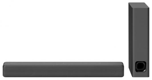 Акустическая система Sony HT-MT300 черный звуковая панель sony ht mt300 black