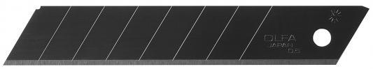 Лезвие Olfa Black Max сегментированное 8 сегментов 18х100х0.5мм 50шт OL-LBB-50B лезвие сегментированное olfa 18х100х0 5мм 8 сегментов 50шт ol lb 50b