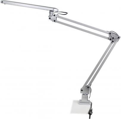 Настольная лампа Эра NLED-441 серебристый NLED-441-7W-S