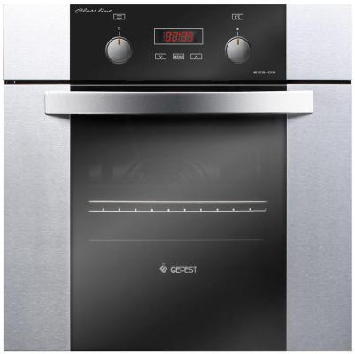 Электрический шкаф Gefest ДА 622-03 РН3 серебристый/черный