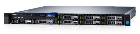 Сервер Dell PowerEdge R330 210-AFEV/053 сервер dell poweredge r330 210 afev 39