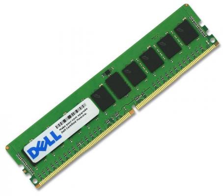Оперативная память 16Gb PC4-19200 2400MHz DDR4 DIMM Dell 370-ADPT память ddr3 dell 370 abgj 8gb rdimm reg 1866mhz