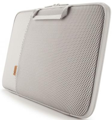 "Сумка для ноутбука 13"" Cozistyle CASMS1317 поликарбонат полиуретан белый"