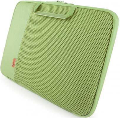 Сумка для ноутбука MacBook Pro 15 Cozistyle ARIA Smart Sleeve зеленый кейс для macbook moshi iglaze pro 15 r 99mo071903