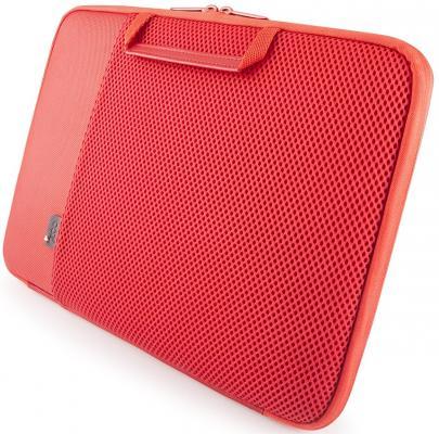 Сумка для ноутбука MacBook Pro 15 Cozistyle ARIA Smart Sleeve красный кейс для macbook moshi iglaze pro 15 r 99mo071903