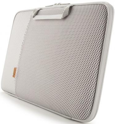 Сумка для ноутбука MacBook Pro 15 Cozistyle ARIA Smart Sleeve ткань белый CASMS1517 сумка универсальная cozistyle smart travel kit компрессионный литой eva красный cstk011