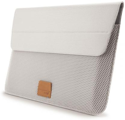 "Сумка для ноутбука MacBook Air 13"" Cozistyle ARIA Stand Sleeve MacBook 13"" Air/ Pro Retina поли ткань Lily White цена и фото"