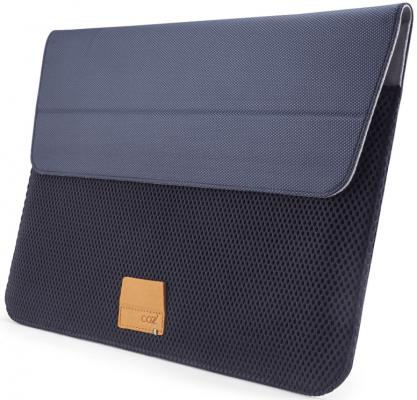 Сумка для ноутбука MacBook Pro 15 Cozistyle ARIA Stand Sleeve MacBook 15 Pro Retina поли ткань Dark Blue кейс для macbook cozistyle aria macbook 15 pro retina fern green cass1505