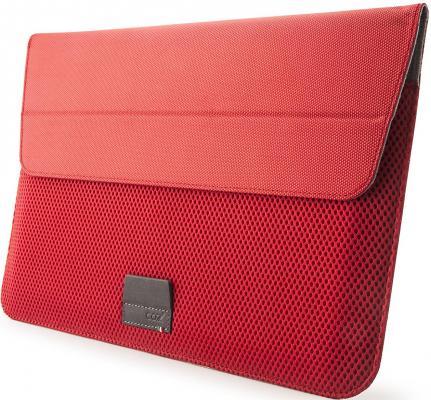 Чехол для ноутбука MacBook Pro 15 Cozistyle ARIA Stand Sleeve поликарбонат красный CASS1511 кейс для macbook moshi iglaze pro 15 r 99mo071903