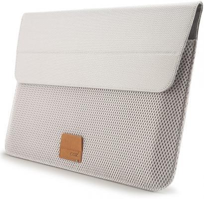 "Чехол для ноутбука MacBook Pro 15"" Cozistyle ARIA Stand Sleeve поликарбонат белый CASS1517 цена и фото"