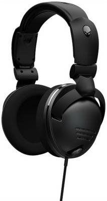 Гарнитура DELL Alienware Tactx Headset 520-AAJF черный цена и фото