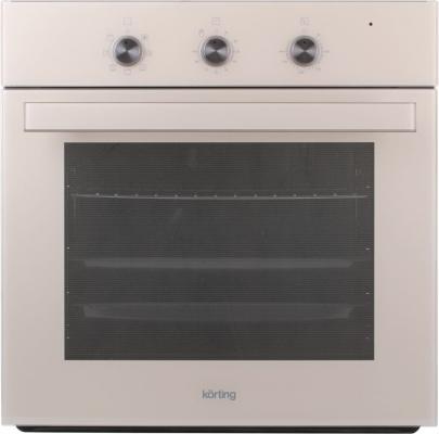 Электрический шкаф Korting OKB 470 CMGB бежевый