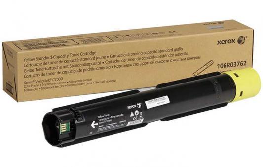 Картридж Xerox 106R03770 для VersaLink C7000 желтый 3300стр картридж xerox 106r03765 для xerox versalink c7000 черный