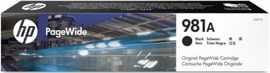 Картридж HP 981A J3M71A для HP PageWide Enterprise Color 556dn 556xh 586z 586dn черный 6000стр картридж hp 981a j3m71a для hp pagewide enterprise color 556dn 556xh 586z 586dn черный 6000стр