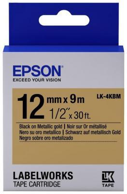 Лента Epson LK-4KBM C53S654020 лента epson lk 4tbw c53s654015