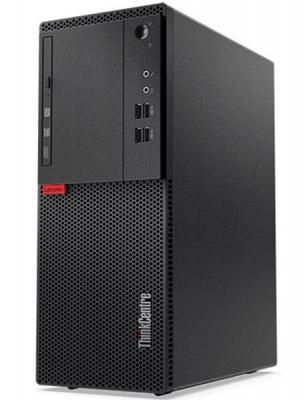 Системный блок Lenovo ThinkCentre M710t i5-7400 3.0GHz 8Gb 1Tb HD630 DVD-RW DOS черный 10M9004GRU системный блок lenovo s200 mt j3710 4gb 500gb dvd rw dos клавиатура мышь черный 10hq001fru