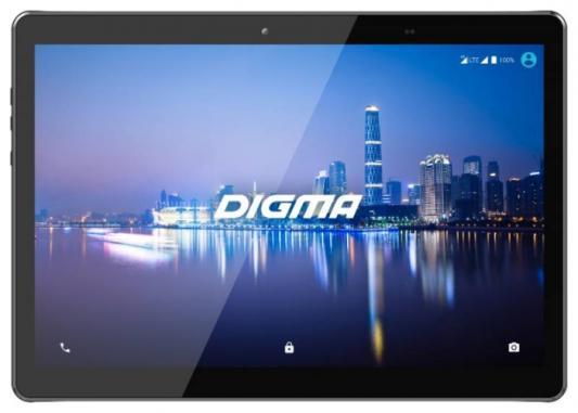 "Планшет Digma CITI 1510 10.1"" 8Gb черный Wi-Fi 3G Bluetooth LTE Android CS1116ML"