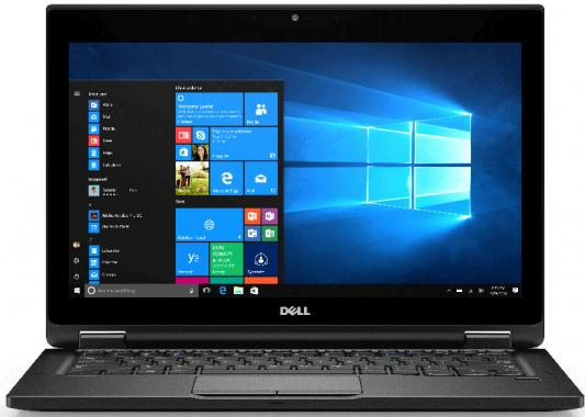 Ноутбук Dell Latitude 5289 Core i5 7200U/8Gb/SSD512Gb/Intel HD Graphics 620/12.5/IPS/Touch/FHD (1920x1080)/4G/Windows 10 Professional 64/black/WiFi/BT/Cam ноутбук dell latitude 5289 12 5 1920x1080 intel core i5 7200u 5289 7871