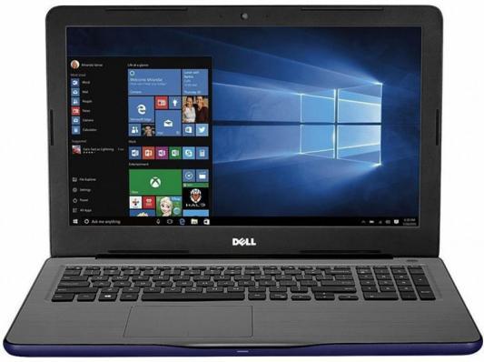 Ноутбук DELL Inspiron 5767 17.3 1600x900 Intel Core i3-6006U 5767-2186 ноутбук dell inspiron 5567 5567 1998 5567 1998