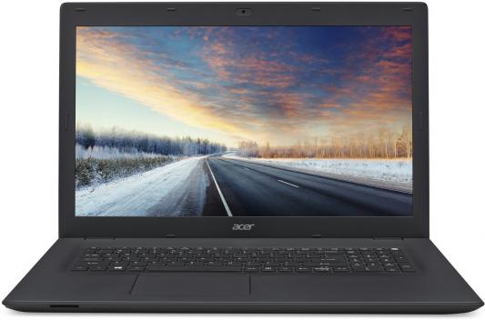 Ноутбук Acer TravelMate TMP278-M-39EF Core i3 6006U/4Gb/500Gb/DVD-RW/Intel HD Graphics 520/17.3/HD+ (1600x900)/Linux/black/WiFi/BT/Cam/2520mAh ноутбук acer travelmate p238 m 31tq 13 3 1366x768 intel core i3 6006u 128 gb 4gb intel hd graphics 520 черный windows 10 home nx vbxer 020