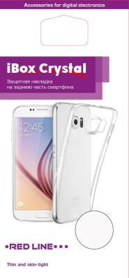 Чехол Redline для Huawei Y5 (2017) iBox Crystal прозрачный УТ000011478