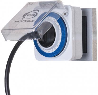 Розетка-таймер Elektrostandard TMH-M-2 16A x1 IP44 Белый 4690389032394 от 123.ru