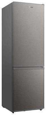 Холодильник SHIVAKI BMR-1881NFX серебристый холодильник shivaki sdr 054s