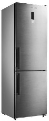 Холодильник SHIVAKI BMR-1881DNFX серебристый холодильник shivaki sdr 054s