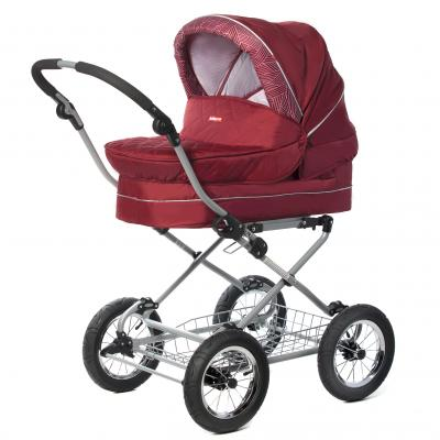 Коляска для новорожденного Amalfy GB6628 (bordo)