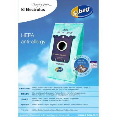 Пылесборники Electrolux E206BHEPA 4шт