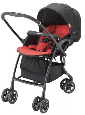 Прогулочная коляска Aprica Luxuna Comfort (красный) прогулочные коляски aprica luxuna air