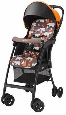 Прогулочная коляска Aprica Magical Air AD 2017 (оранжевый) прогулочные коляски aprica luxuna air