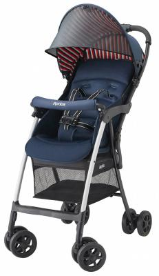 Прогулочная коляска Aprica Magical Air Plus 2017 (синий) прогулочные коляски aprica luxuna air