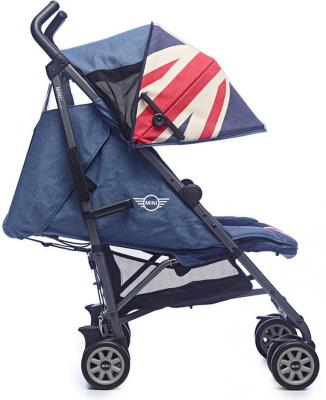 Коляска-трость Easywalker Buggy (mini/union jack vntage)