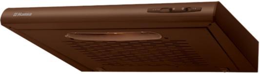 Вытяжка козырьковая Hansa OSC5111BH коричневый