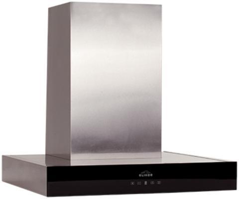 лучшая цена Вытяжка каминная Elikor Агат 60Н-1000-Е4Д черный