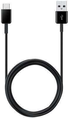 Кабель Samsung EP-DG930MBRGRU USB Type-C-USB 2.0 черный 1.5м samsung кабель samsung type c черный