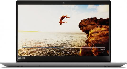 Ноутбук Lenovo IdeaPad 320s-15IKB  15.6'' FHD(1920x1080) IPS nonGLARE/Intel Core i7-7500U 2.70GHz Dual/8GB/1TB+128GB SSD/GF 940MX 2GB/noDVD/WiFi/BT4.1/0.3MP/4in1/3cell/1.90kg/W10/1Y/GREY