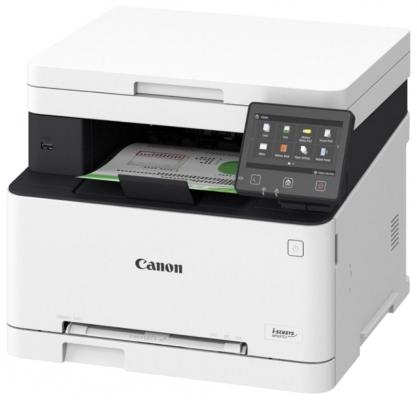 МФУ Canon i-SENSYS MF631Cn цветное A4 18ppm 600x600dpi Ethernet USB 1475C017 принтер canon i sensys lbp653cdw цветной a4 27ppm 600x600dpi usb ethernet wi fi 1476c006