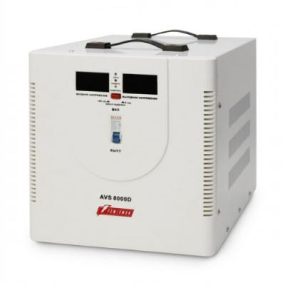 цена на Стабилизатор напряжения Powerman AVS 8000D
